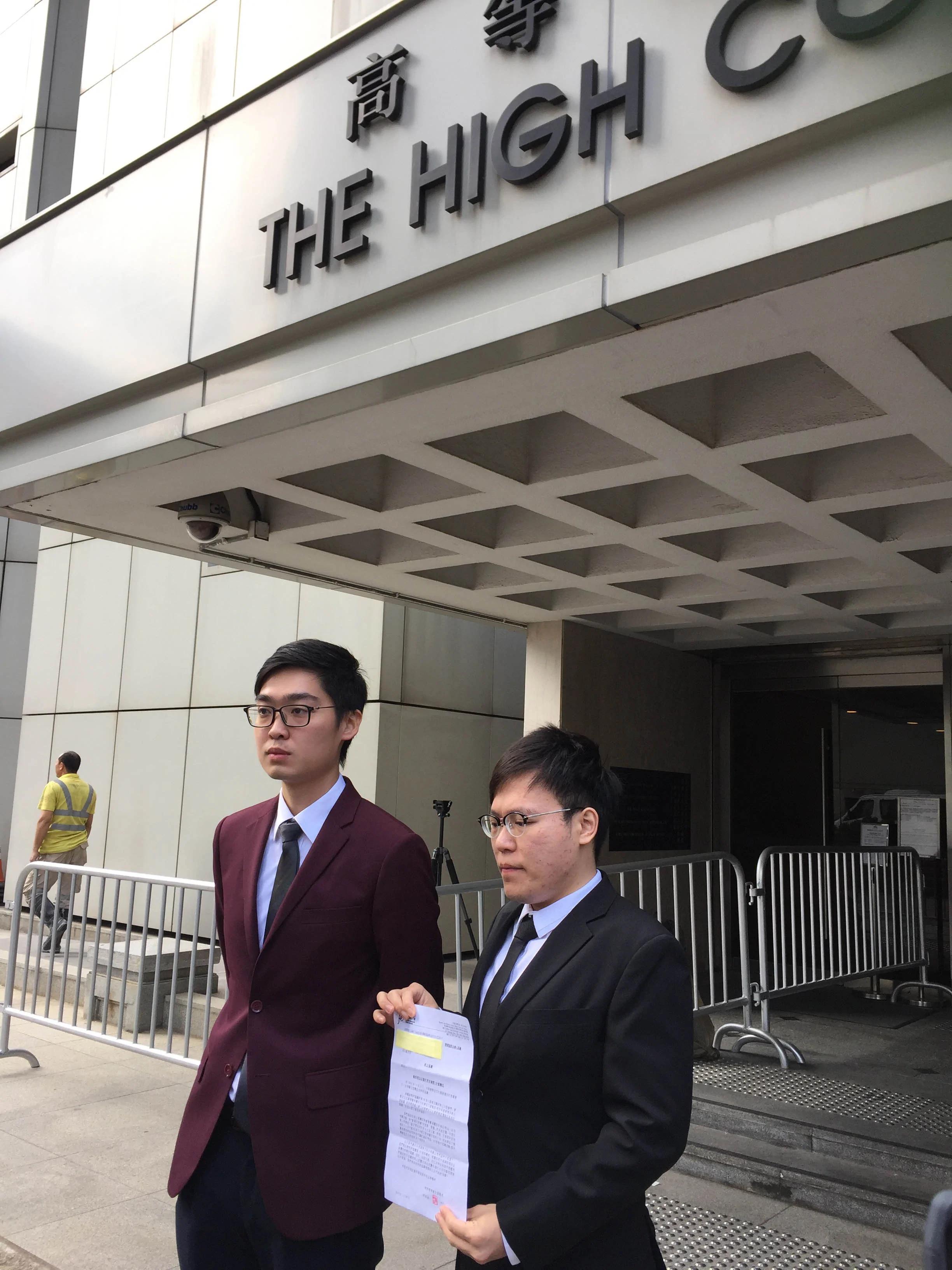 香港民族党和青年新政年宵摊位被取消