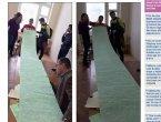 俄大学生制3.6米长小抄 战斗民族又亮了 图