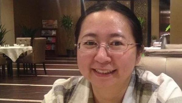 谢阳妻子陈桂秋教授