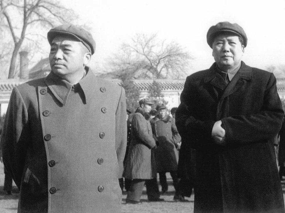 毛泽东试探彭德怀:我死后你别造反行不