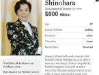 她8岁丧父 如今成日本唯一白手起家亿万女富豪(组图)
