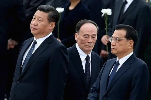 港媒:政治局通过中共换届领导人建议名单