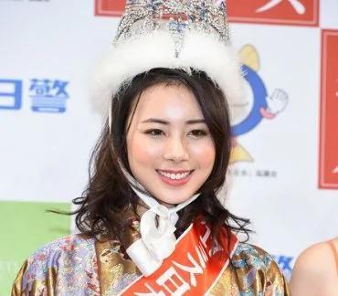 日本小姐冠军出炉!网民吐槽起来也不含糊(组图)