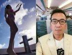 41岁名模洪晓蕾离婚后人气暴增 晒美照获前夫点赞(图)