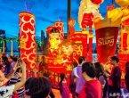 世界上除了中国自己以外 还有哪些国家过春节?(图集)