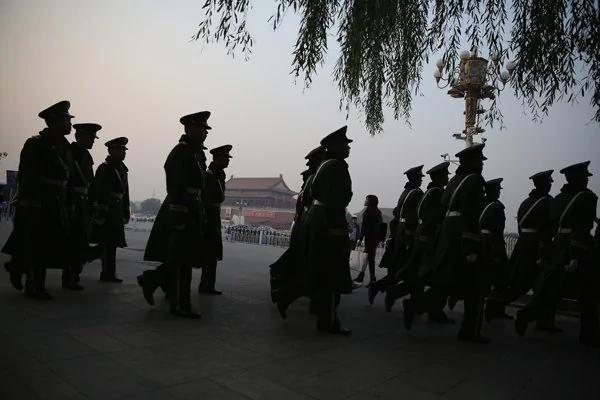 张高丽后院又起火 武警天津总队政委被免职