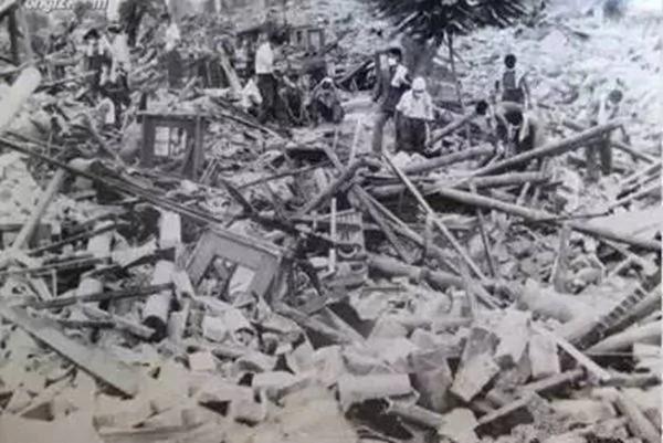 大陆调查报告:唐山大地震还阳者亲历 看到地下宫殿
