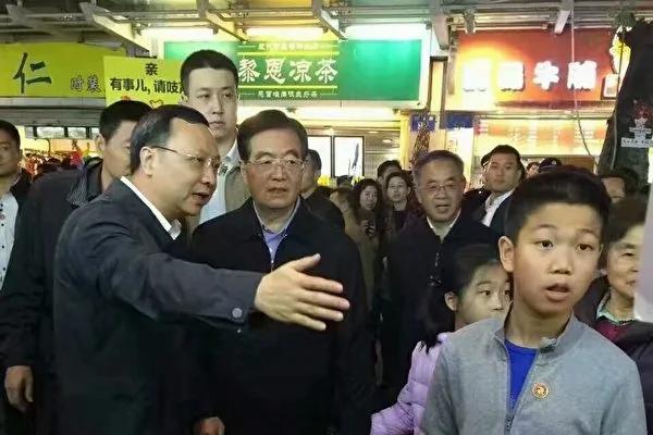 """习近平告诫胡春华""""别妄想接班""""?哪来的消息?"""