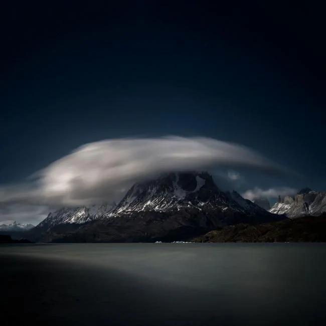 绝美的山水云 走进巴塔哥尼亚