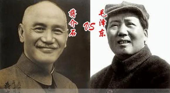 两个中国人生活最困苦时期 看蒋介石、毛泽东饮食天差地别