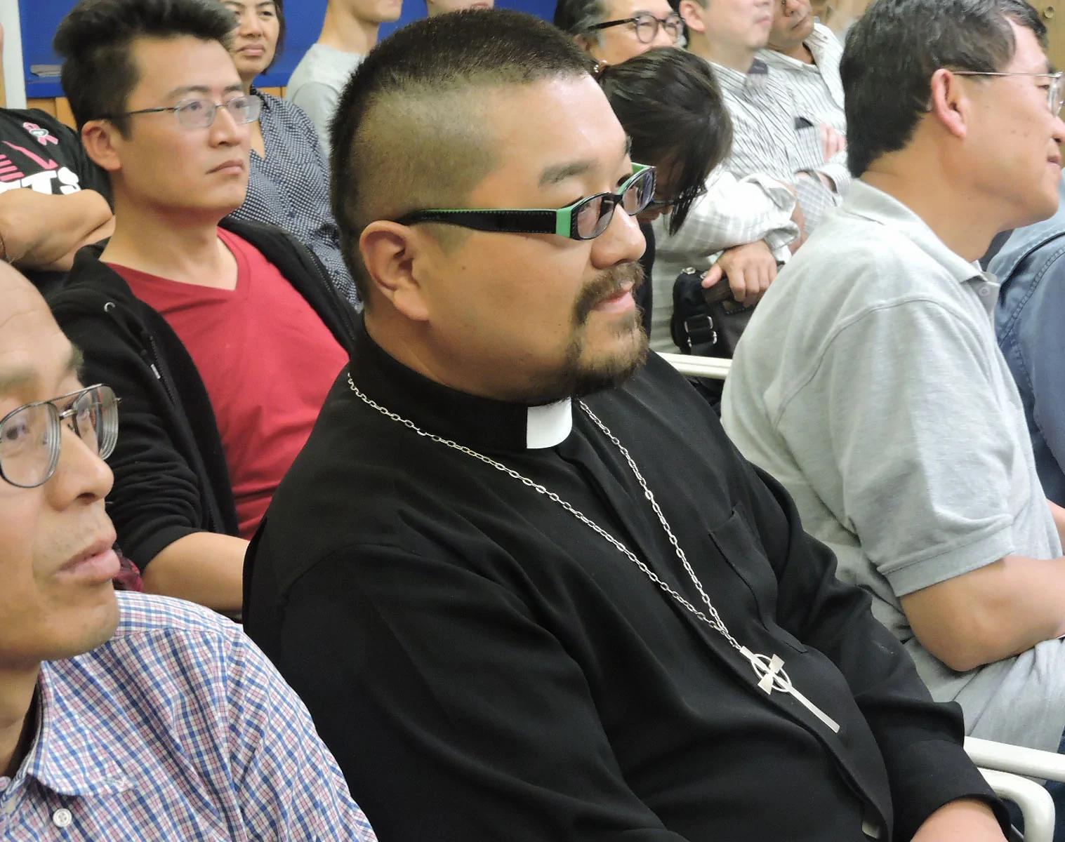 """""""基督徒公义团契""""牧师刘贻:华人基督徒应关心中国民主和维权运动"""