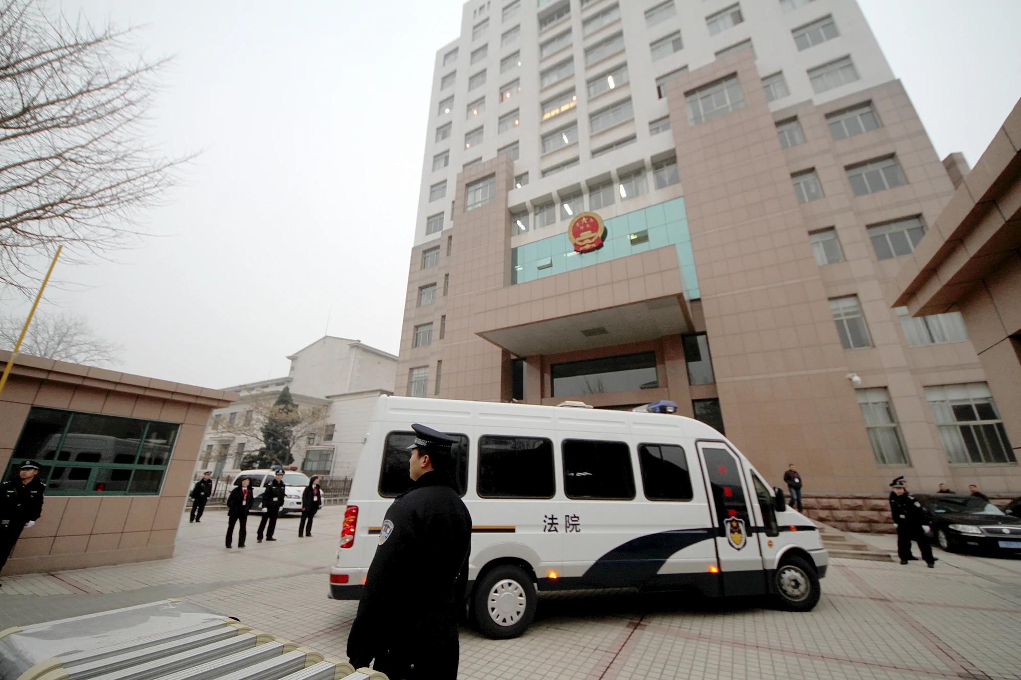 中共最高法新规定︰法院外抗议或被追究刑责