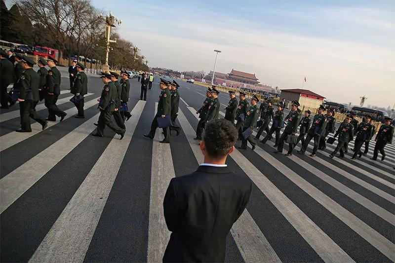 中共军改一改常态 二线将领逆势回流