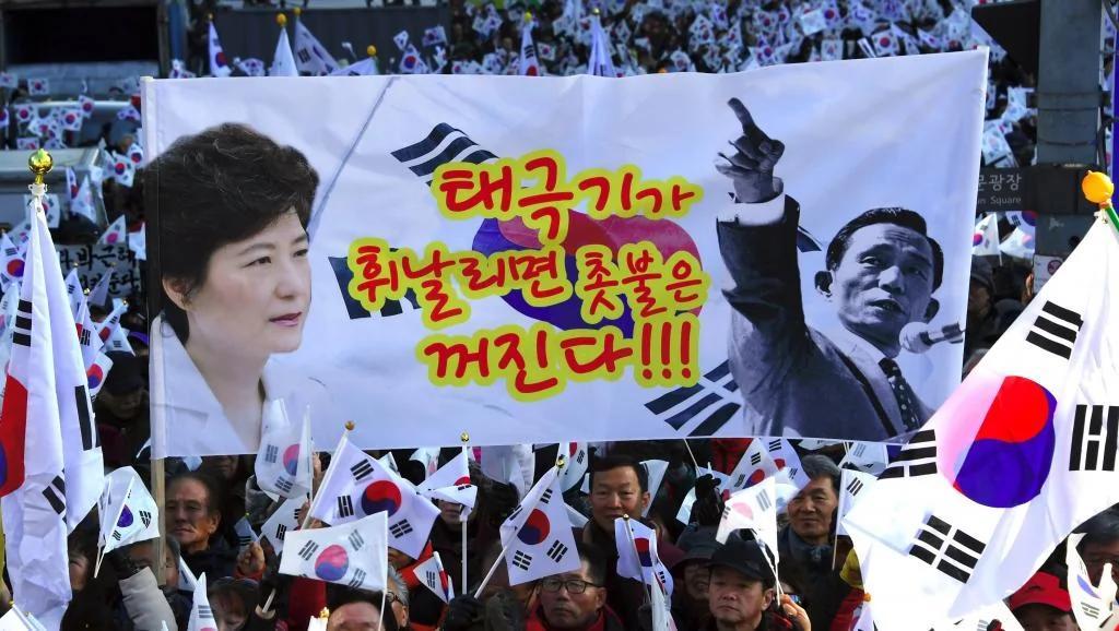 四百韩国艺术家起诉政府奴役文化 求补偿反政府黑名单造成的损失