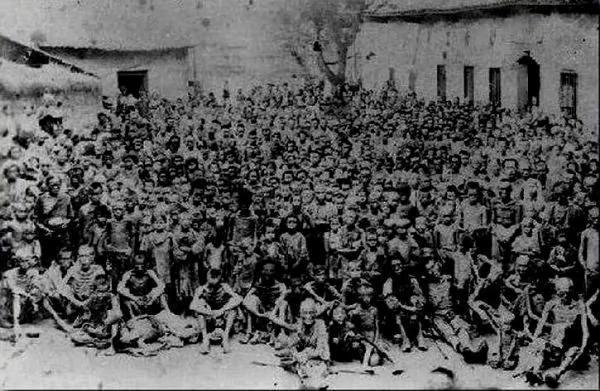 大饥荒相当于投了450颗原子弹 杨尚昆披露死亡人数