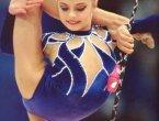 她是俄罗斯体操皇后 21岁退役从政组(组图)