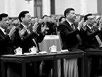 谢天奇:习江斗升级 常委对决 4元老集中露面