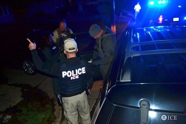 一周逮捕逾680人 美扫荡非法移民锁定这4类人