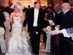 史上最奢侈9大婚礼 黄晓明耗资是特朗普夫妇30倍(图)