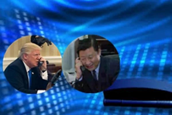 川普还对习近平说了一句话 双方声明均不提惊人逆转