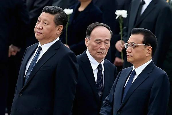 """港媒:王岐山""""洩密""""李克强留任 辟谣意味明显"""
