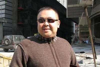金正男(网络图片)