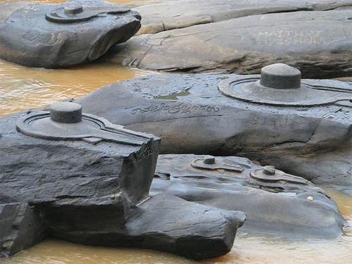 外媒:印度河首次干涸 揭示令考古学界震惊的秘密!