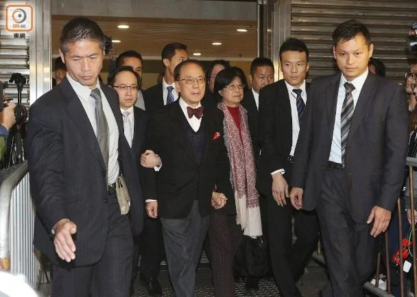 曾蔭權罪成 成首位卸任定罪香港特首