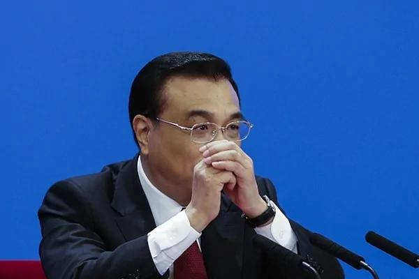 港媒:李克强说金融危机是高层制造 王岐山力挺李克强