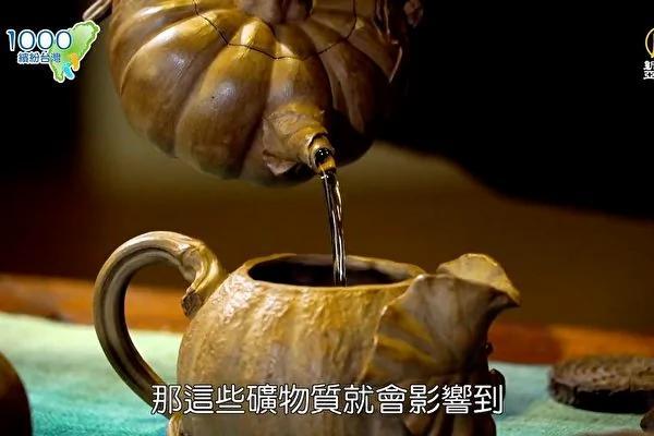 超拟真手捏陶台湾壶 茶壶内涵新思维
