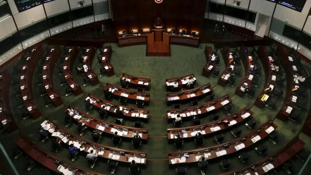美国拟重推香港民主法案 港府不接受