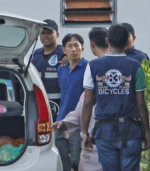 刺殺金正男被抓朝鮮男和張德江張高麗有淵源