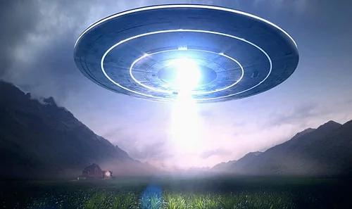 外媒:科学家称有化学证据证明外星人太空船登陆过地球!