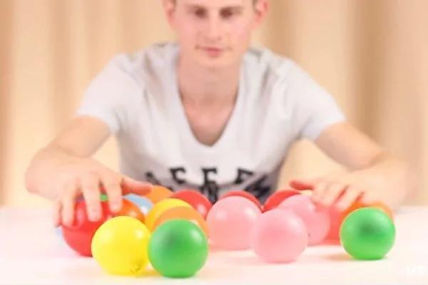 7种让你大叹气球原来这么好用的小撇步!