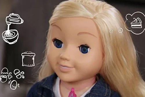 对话的洋娃娃恐成间谍 德国下禁令