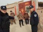 新疆兵团两家庭教会遭冲击 逾20信徒被带走家遭断电停水(组图)