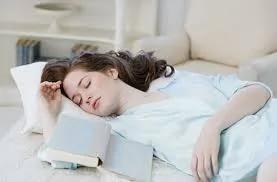 学学名人们的睡前管理(图)