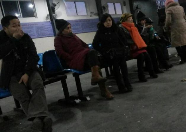 15访民中南海示威被捕 部分人受虐后遣返