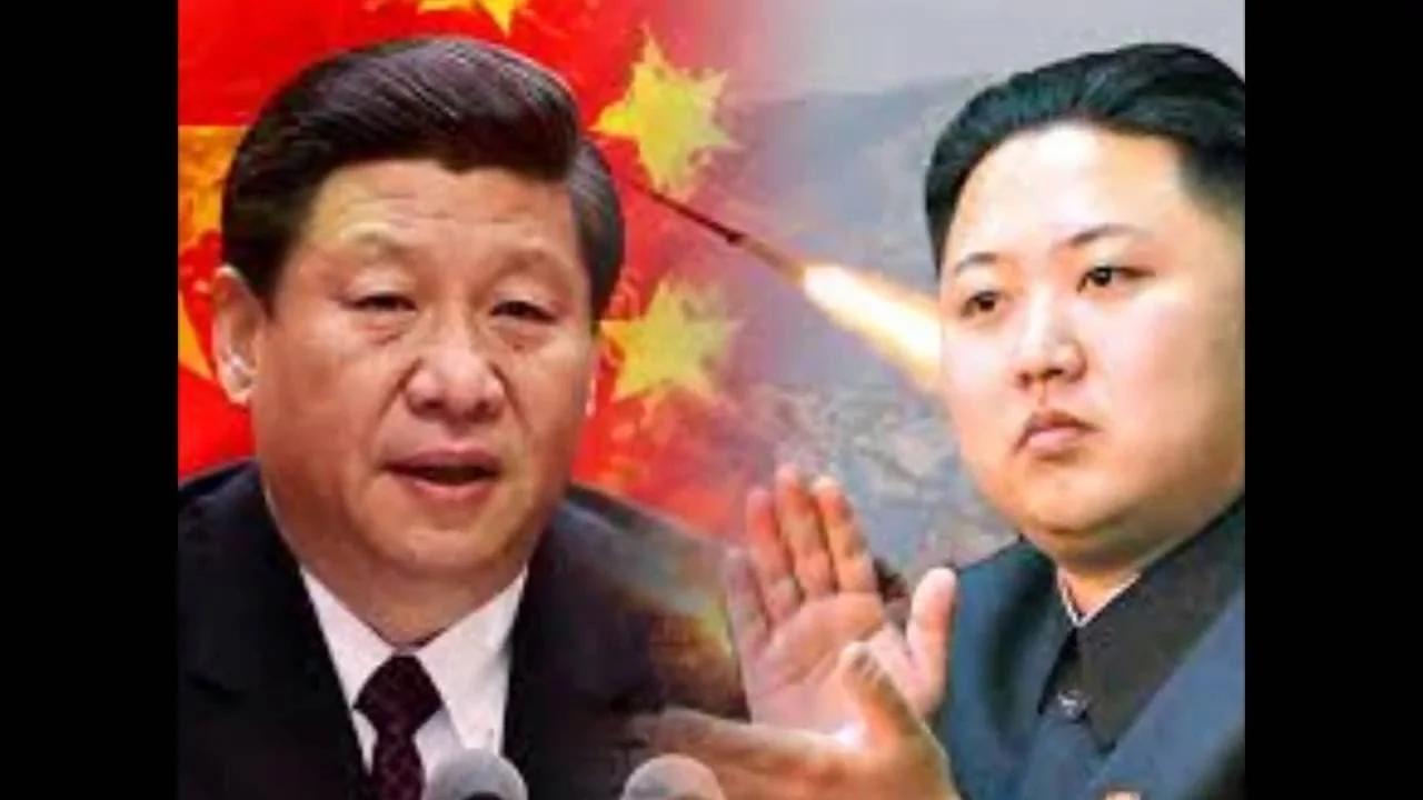"""习近平斩断金正恩""""生命线"""" 朝鲜硬撑回应"""