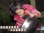一个让上亿人落泪的9岁女孩  再铁石心肠的汉子也想给她一个拥抱(图/视频)