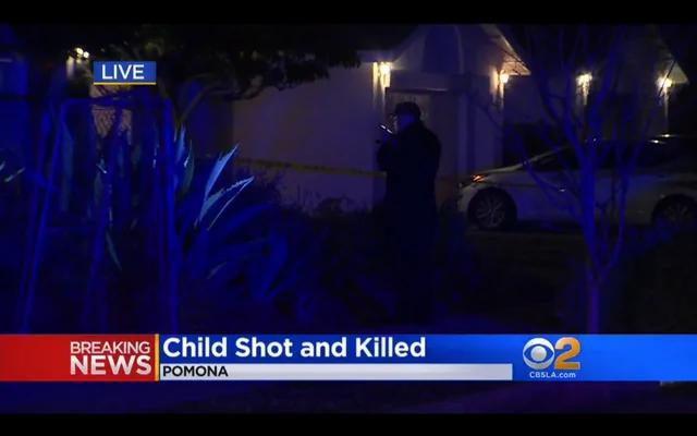 洛杉矶民宅二度遭枪击 8岁华裔男童罹难