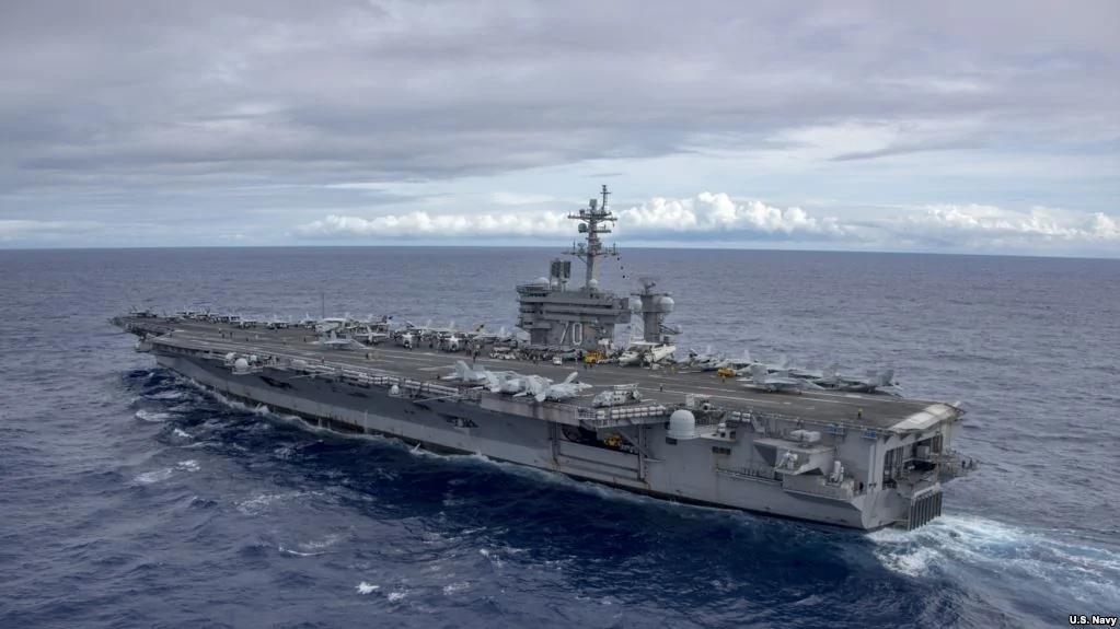 美指挥官:太平洋两舰队随时准备应战