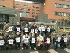疫苗受害家长赴京表达诉求 吁当局公布尹红章案受贿企业名单(图)