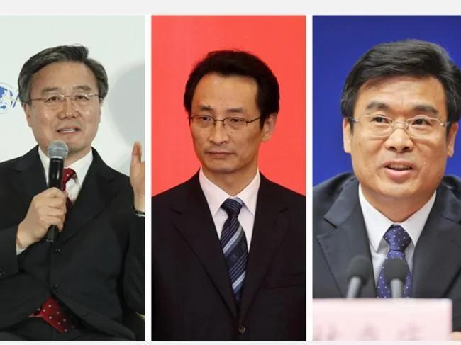 北京官场强震 三位副市长同日被免(图)