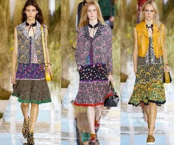 今年春天最流行衣裳 女人都会被撩到