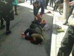 绥德杀人案警察畏缩全程被拍 遭网络炮轰被删帖(组图/视频)