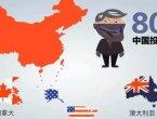 中国去年仍有9000富豪移民国外(图)