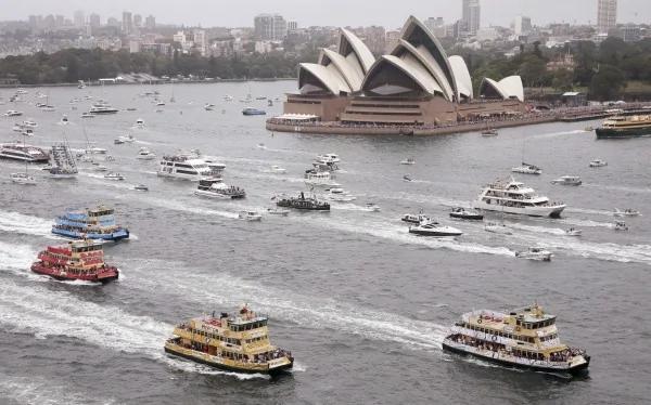 百万富翁去哪儿? 美澳最受青睐 中法外流最多