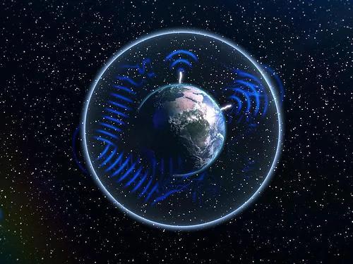 """外媒:地球的心跳""""舒曼波""""不斷加快 預示更高意識的覺醒?"""