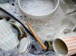 """""""这种""""洗碗碟的坏习惯一定要赶快改掉 因为这样只会产生更多细菌(组图)"""